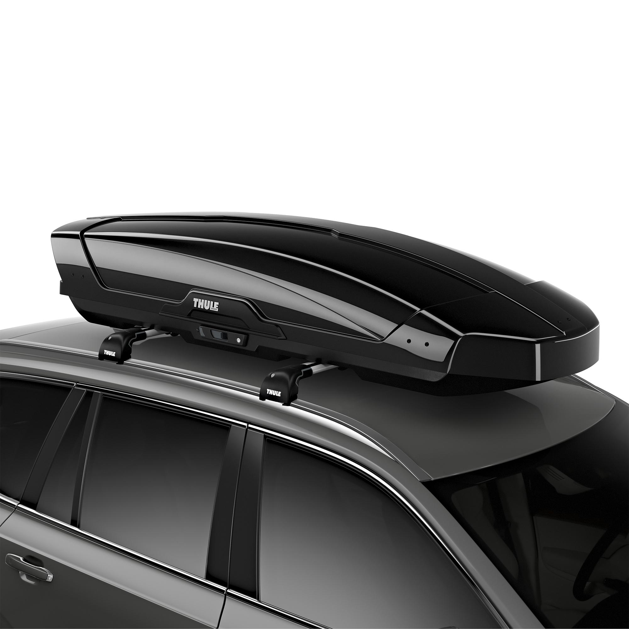 Dachbox THULE Motion XT XL schwarz glänzend | Motion XT ...