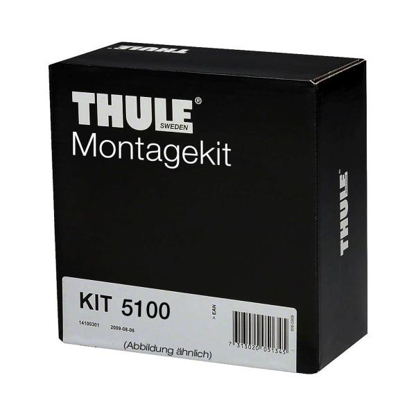 Thule Kit Clamp 5100