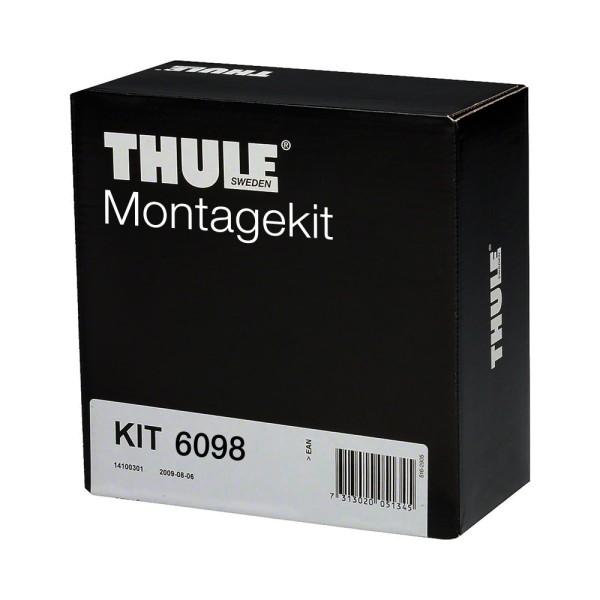 Thule Kit Flush Rail 6098