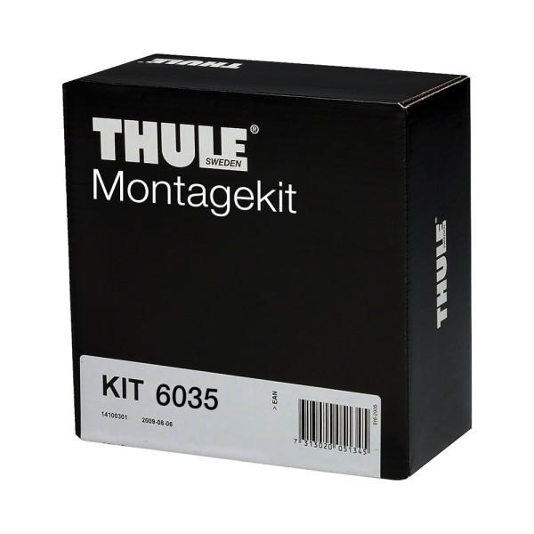 Thule Kit Flush Rail 6035