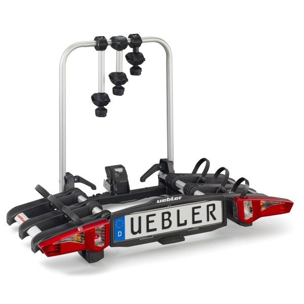 Uebler Fahrradträger i31 für 3 Räder faltbar 15910