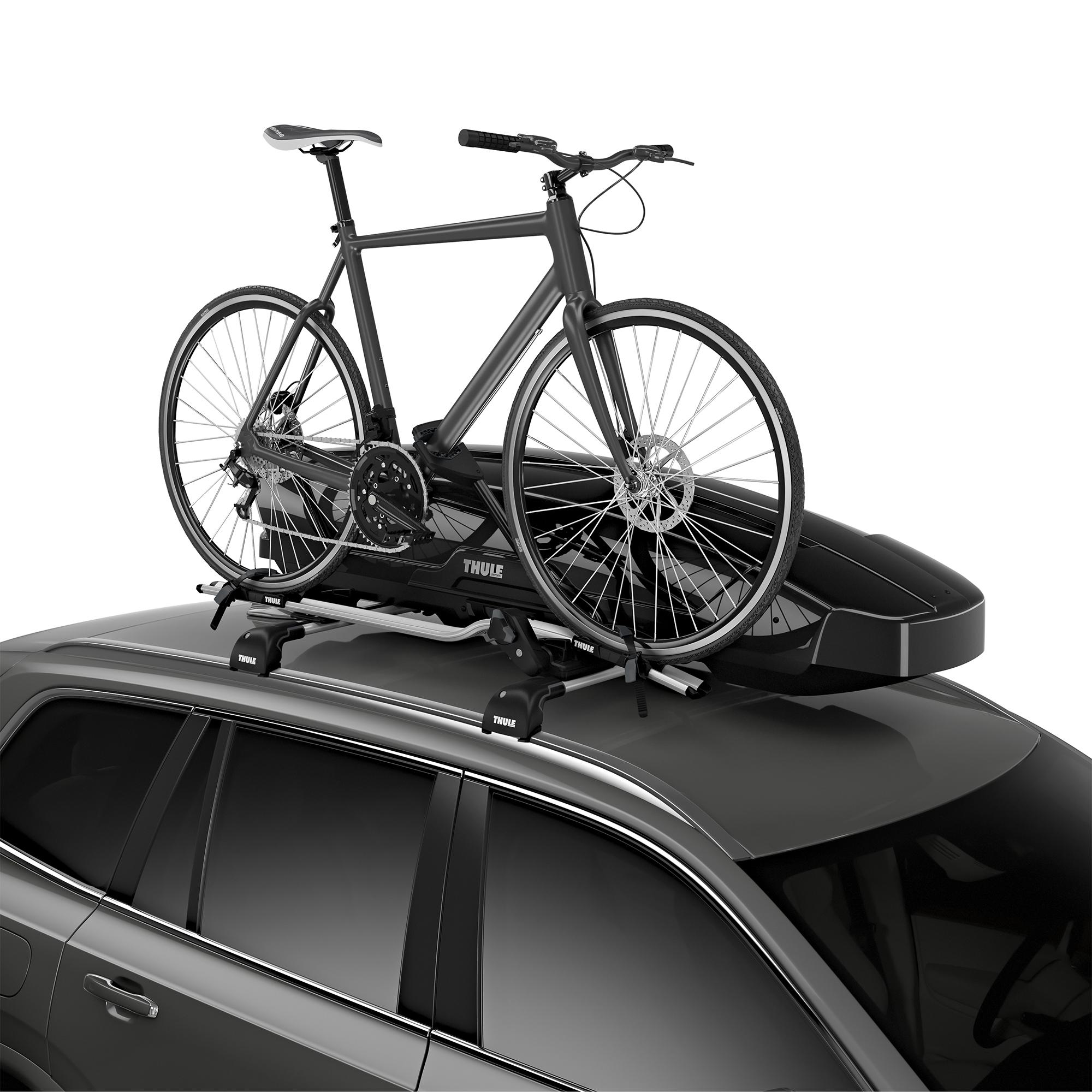 Dachbox THULE Motion XT SPORT schwarz glänzend | Motion XT ...