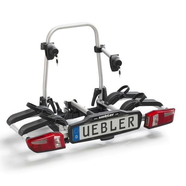 Uebler Fahrradträger P22 S für 2 Räder 90° abklappbar 15800