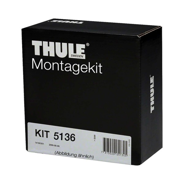Thule Kit Clamp 5136